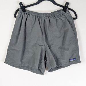Patagonia Relaxed 'Men's Baggy Longs' Gray Shorts
